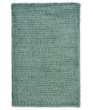 RugStudio presents Colonial Mills Simple Chenille M602 Myrtle Green Braided Area Rug